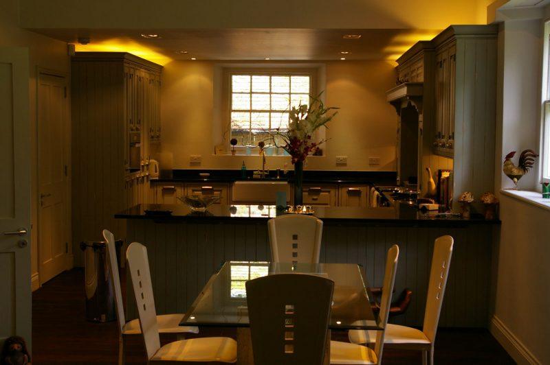 Elite West Ltd Low Light Kitchen