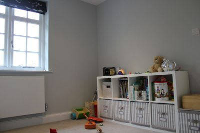 Elite West Ltd Kids Room Refurbishment