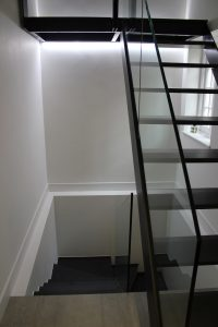 Elite West Ltd Staircase and Glass
