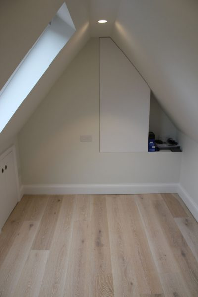 Elite West Ltd Loft Wooden Floor