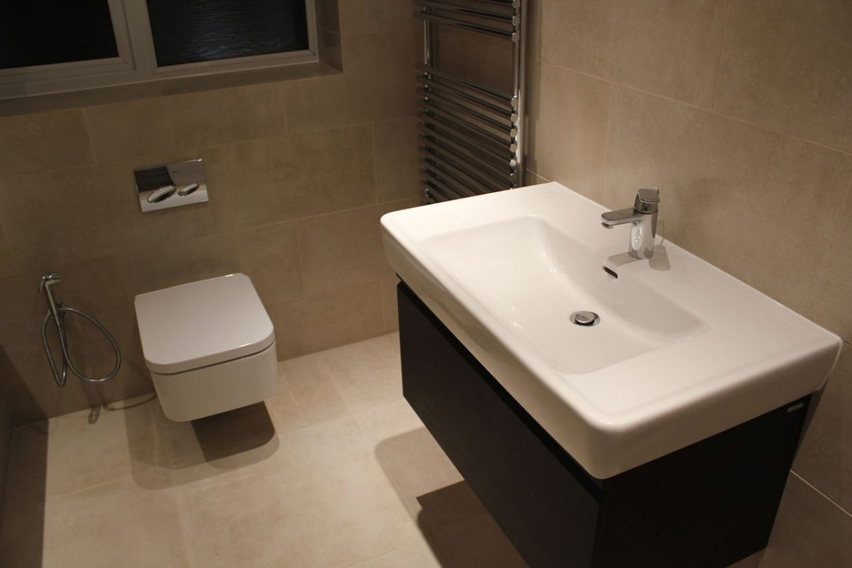 Elite West Ltd Tiles in the Bathroom