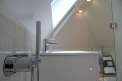 Elite West Ltd Loft Bathroom Project