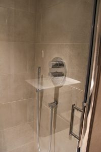 Elite West Ltd Shower Cabin with Glass Doors