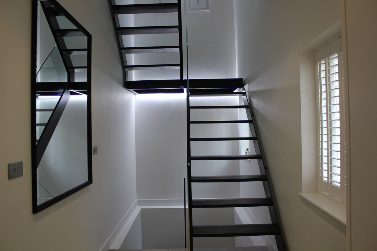 Elite West Ltd Stairs and Window