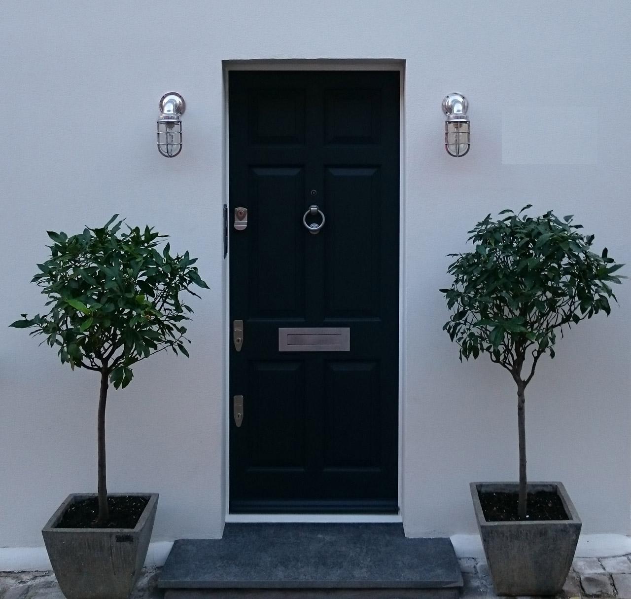 Elite West Ltd Main Entrance and Trees