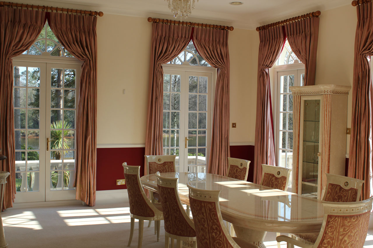 Elite West Ltd Luxury Dining Room