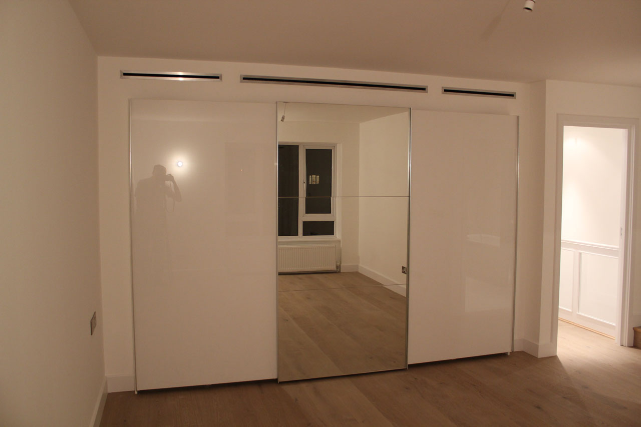 Elite West Ltd Sliding Wardrobe Doors