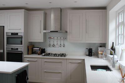 Elite West Kitchen Refurbishment