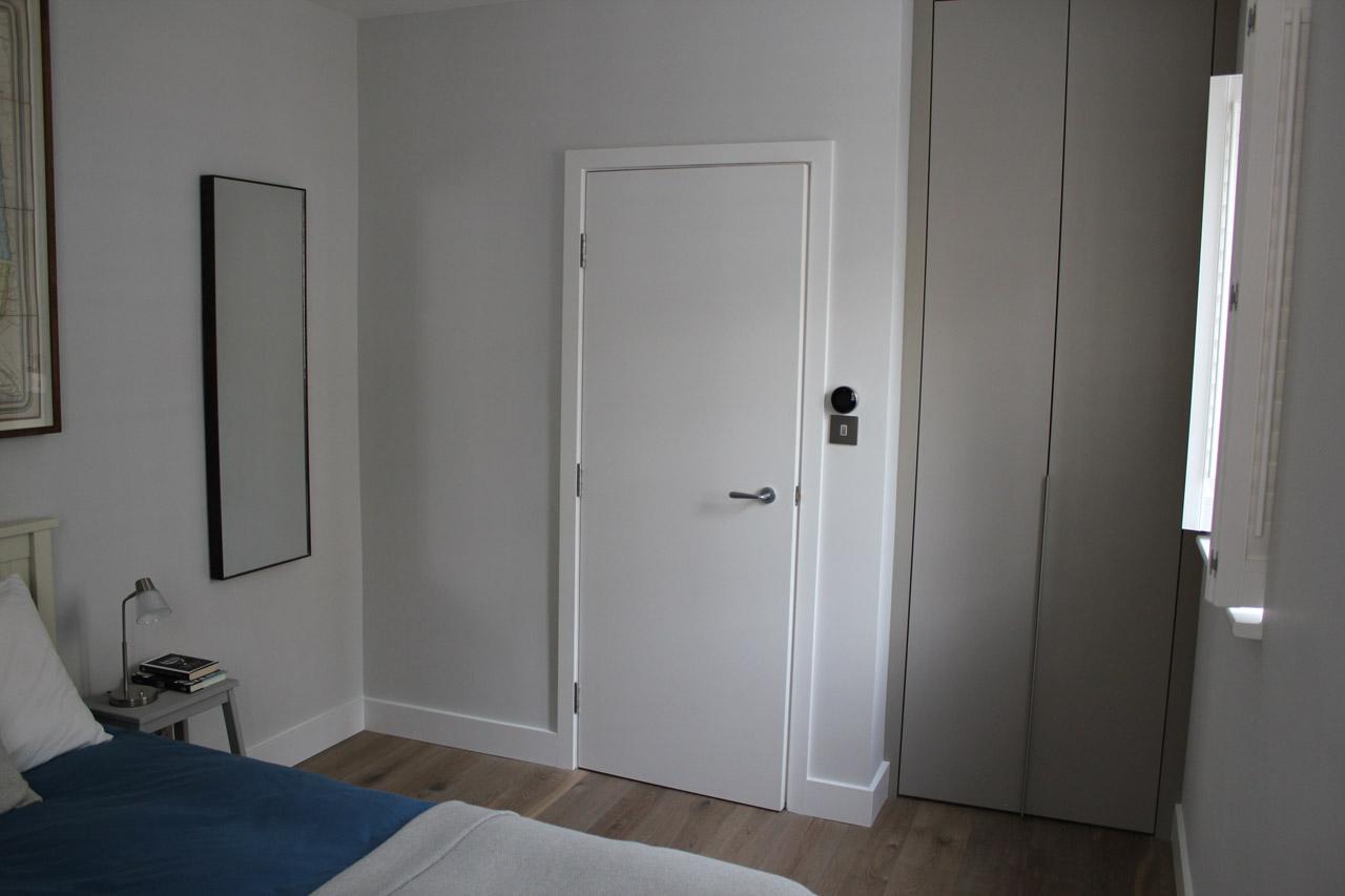 Elite West Ltd Bedroom Project