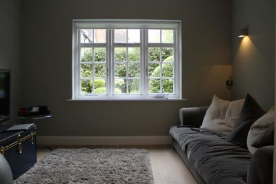 Elite West Ltd Living Room and Window