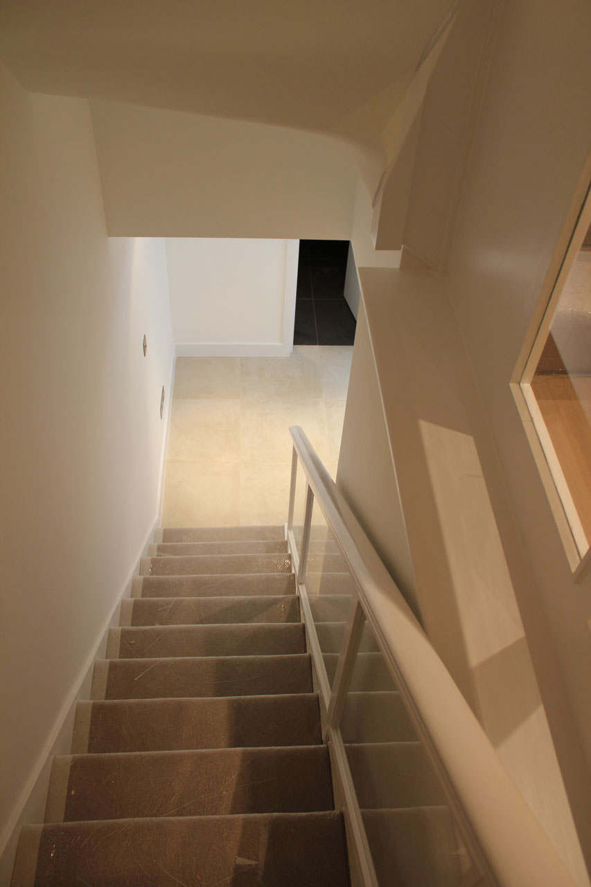 Elite West Ltd Stairs with Carpet