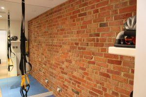 Elite West Ltd Brick Wall